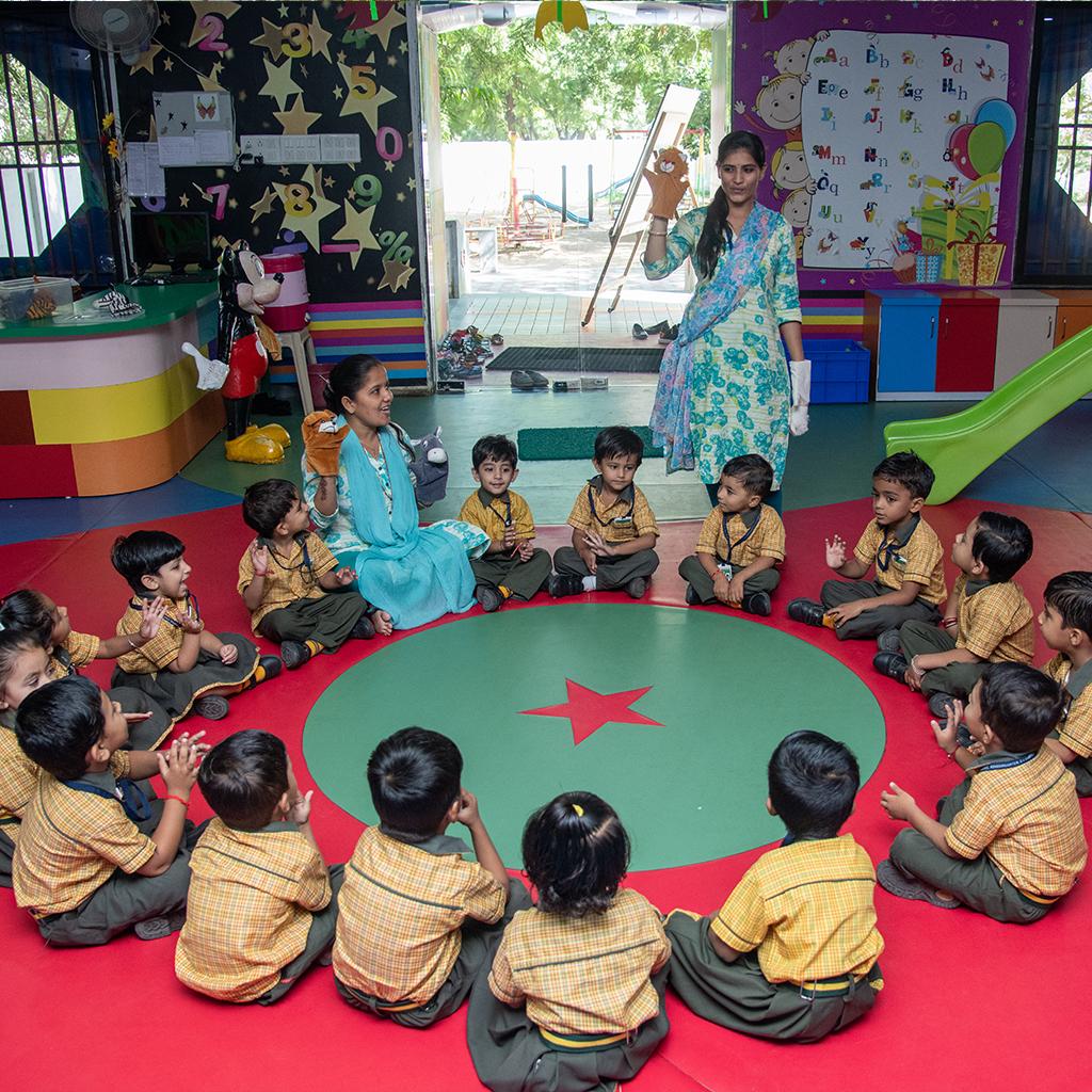 Best Kindergarten Playschool